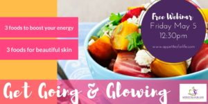 get Glowing and Going