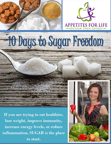 10 Days to Sugar Freedom