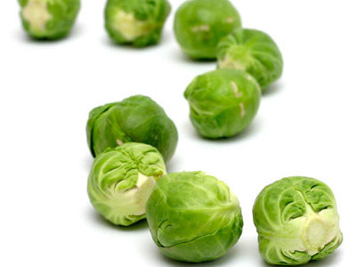 Beauty, Belief and Brussels Sprouts