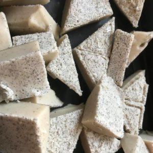 Coconut milk marshmallows
